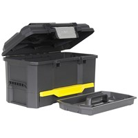Stanley  19in One Touch Toolbox with Drawer