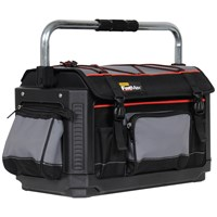 Stanley FatMax 20in Plastic Fabric Open Tool Tote with Cover