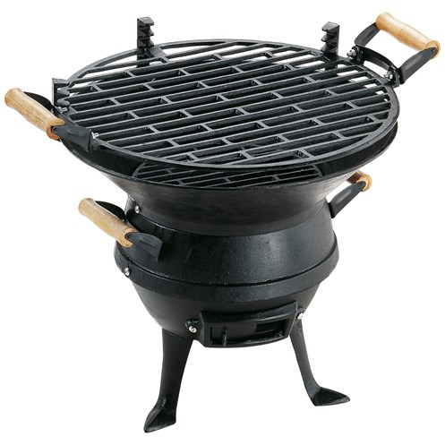 Landmann  Cast Iron BBQ