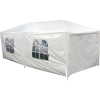 Kingfisher  Marquee Party Tent - 4 x 8m