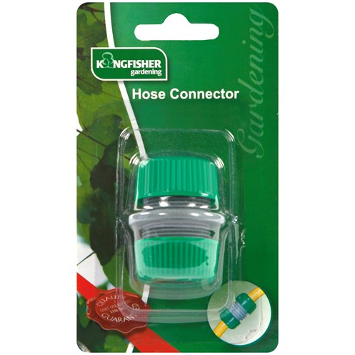 Kingfisher  Hose Connector - Half Inch