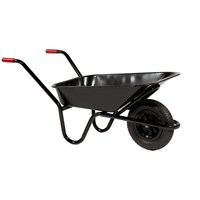 Moyfab  Pressed Pan Wheelbarrow - 85 Litre