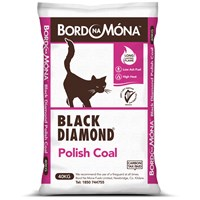Bord na Móna Black Diamond Polish Coal - 40kg