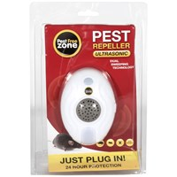 Pest Free Zone  Dual Wave Ultrasonic Pest Repeller