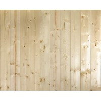 Whiteriver  Hoebeek Redwood Cladding Unfinished - 90 x 8 x 2400mm