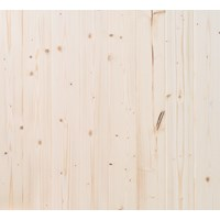 Whiteriver  Hoebeek Whitewood Cladding White Varnished - 90 x 8 x 2400mm