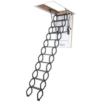Fakro  LST Metal Scissors Attic Ladder - 2.8m