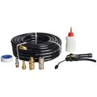 Bostitch  CPACK15 15m Hose with Connectors, Oil & Blow Gun