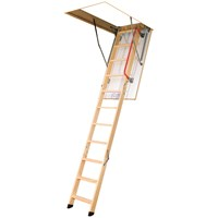 Fakro  LWK Komfort 3 Section Folding Attic Ladder - 2.8m